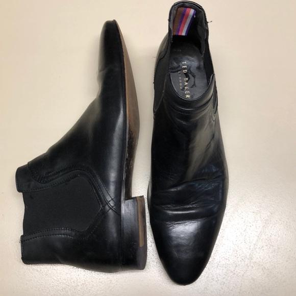 Ted Baker Herren Buurg Chelsea Boots
